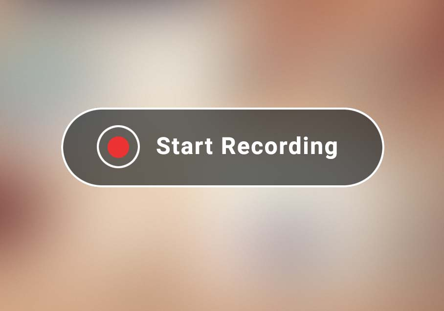 Video Interview - Record yourself and play back video interview answers